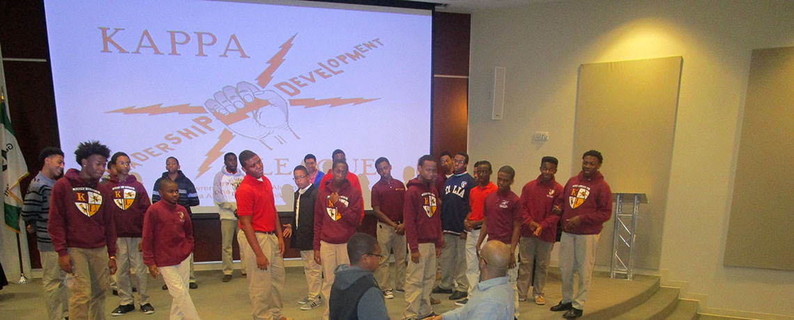 Kappa League Session